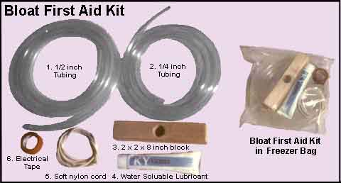 Bloat kit